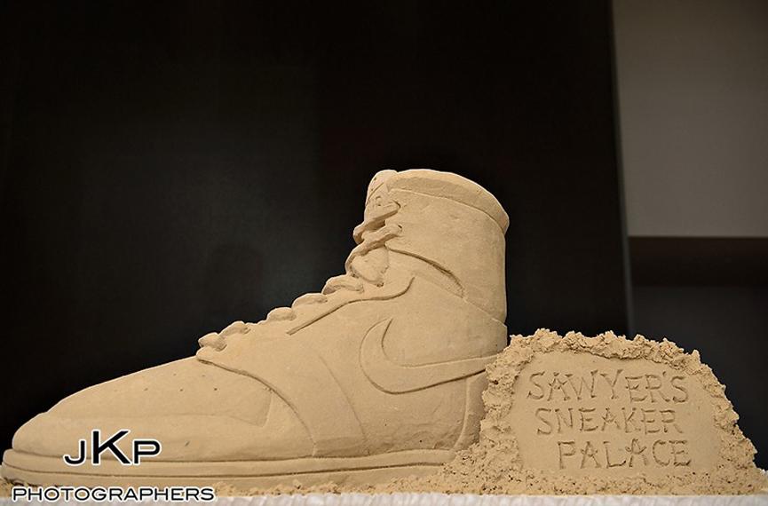 152 - Matt Deibert Sand Sculptures