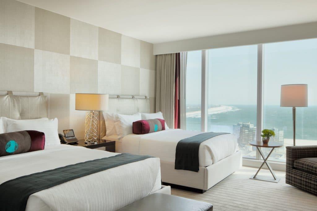 Ocean Standard Room Two Queens 1024x682 - Ocean Resort Casino