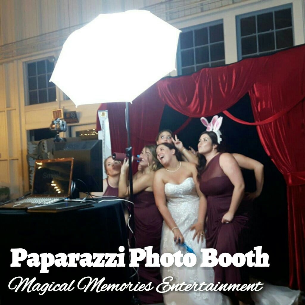 Paparazzi Booth - Magical Memories Entertainment